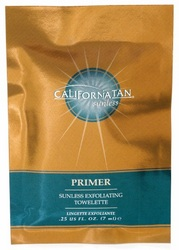 Self Tanner Product CLEARANCE: Primer Exfoliating Towelettes (1)