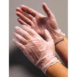 Spraytan SUPPLIES & Accessories: Vinyl Gloves (1 pair)