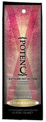 HOT Lotions: Advanced Tanners Only!: Poten_C Step 2 Hot Action 15ml Packette
