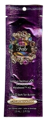 SMALL SIZE Lotions: Packettes, Sachets: HD Fab Step 1 Bronzer Lotion 15ml Packette