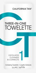 Self Tanner AT-HOME Products: CT Three-In-One Towelette