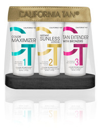 Self Tanner AT-HOME Products: CT Sunless Tanning Kit (3 x 60ml)