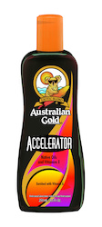 Pure Tanning Lotions (non-bronzer): Accelerator 250ml Tanning Lotion