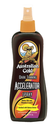 Australian Gold: Accelerator Spray 250ml with Quinoa Extract