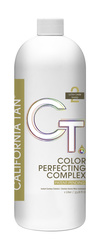 Body Building Competition Tanning: Color Perfecting Ultra Dark Tinted Instant Sunless Solution 1litre