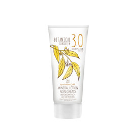 SPF Sun-Blocking Products: Australian Gold Botanical SPF30 Sunscreen Lotion 147ml