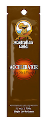 Pure Tanning Lotion Sachets: Accelerator 15ml Tanning Lotion Sachet